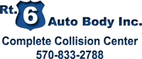 Route 6 Auto Body Inc